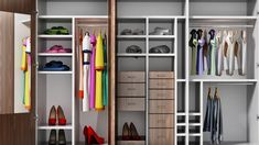 Five tips for how to get your closet organised, from top fashion experts