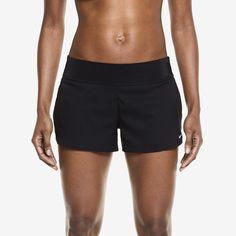 2490accf5d Core Solids Swim Boardshort NESS7202 Nike Swimwear, Athletic Swimwear, Nike  Women, Gym Shorts
