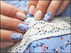 56 Must-Try Trendy and Gorgeous Light Blue, Sky Blue Nails Designs in Fall and Winter - Spring Nails Cute Acrylic Nails, Cute Nails, Pretty Nails, Gel Nails, Gorgeous Nails, Nail Nail, Stiletto Nails, Nails Yellow, Sky Blue Nails