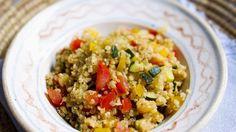Rezept: Gemüse-Quinoa