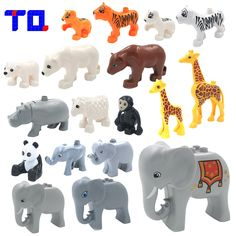 ==> consumer reviewsTQ Forest Animal Series Large Particle Building Blocks Zoo Set Kids Toys DIY Brick ElephantPanda et Compatible With DuploTQ Forest Animal Series Large Particle Building Blocks Zoo Set Kids Toys DIY Brick ElephantPanda et Compatible With Duployou are on right place. Here we have b...Cleck Hot Deals >>> http://id092134856.cloudns.ditchyourip.com/32709938363.html images