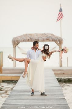 Florida Keys Wedding Photo