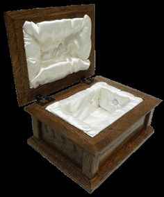 Premium Small Pet Casket Memorial