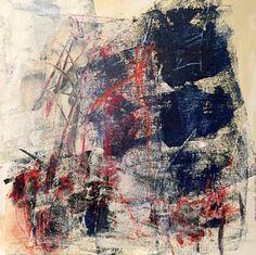 Untitled 2016 ACRYLIC ON CANVAS 50x50cm #zoranzekanovic #abstract #abstractart #art #acrylic #caligraphy