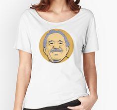Gabriel Garcia Marquez by savantdesigns