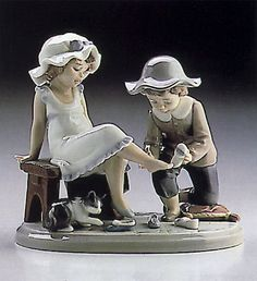 LLADRO - TRY THIS ONE