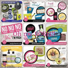 Amazing Products from Perfectly Posh! Shop now!!