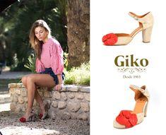 Avance Nueva Colección Primavera - Verano GIKO 2018 #giko #verano2018 #tendencias #zapatos #shoes #moda #fashion Zapatos Shoes, Spring Summer 2018, Over Knee Socks, Trends
