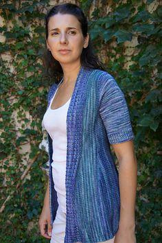 c0962f9735aa1 Ravelry  Spring Showers pattern by Joji Locatelli Sweater Knitting Patterns