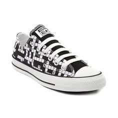 Converse Crossword Shoes