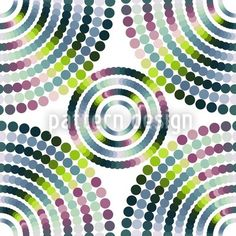 Glimmering Dot Wheels designed by Christoph Stichlberger available on patterndesigns.com Repeating Patterns, Wheels, Polka Dots, Contemporary, Rugs, Design, Decor, Decoration, Decorating