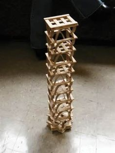 NextLesson | Build a Popsicle Stick Tower | Middle school