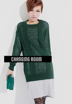 Knitted Top | www.changingrm.com/lovebold/25-knitted-top.html