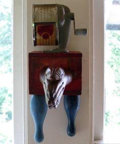 COGNIZANT vintage object sculpture 1000 PIECES no 127