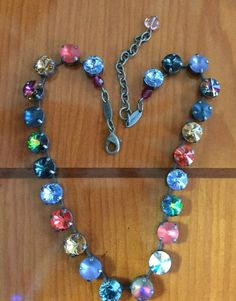 Sabika Anniversary necklace 2011.