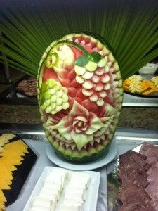 Watermelon art II