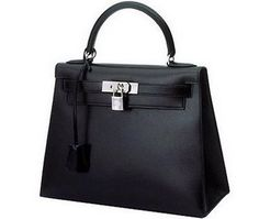 "The Hermes ""kelly"" hand bag. Why does it have to be $15,000??"