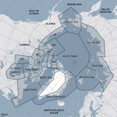 Good news: Polar bears have not been harmed by sea ice declines in summer – the evidence.   2013 Article. Good. In early 2017 global PolarBear numbers have risen by about 25% over the last 10 years.     Figure 2. A map of the 19 polar bear sub-populations. Courtesy the Polar Bear Specialist Group (PBSG), with labels added.