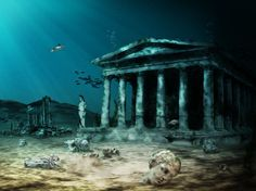 The lost city of Atlantis has been a source of speculation ever since the philosopher Plato wrote about it in 360 BC. It is said to have been an advanced civilization that conquered much of Europe before sinking in to the sea as a result of environmental disaster. It is described as being a massive civilization years ahead of its time. Many have hoped to find remnants of the city or culture.
