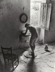 Le Nu Provencal Gordes | From a unique collection of photography at https://www.1stdibs.com/art/photography/