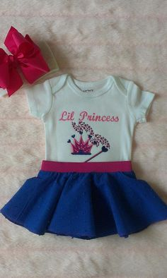 Clothing Onesie set with skirt headband is included Perfect