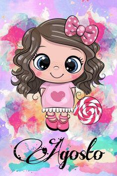 School Clipart, Cute Clipart, Digital Art Girl, Digital Stamps, Baby Boy Shower, Planner Stickers, Decoupage, Doodles, 1