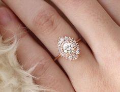 うっとり。ずっと眺めていたい、憧れの婚約指輪17
