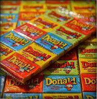 Gumy Donald - kultowa balonowa guma do żucia Barbie 90s, Nostalgia, Chewing Gum, Communism, My Childhood Memories, Bubble Gum, Vintage Ads, Poland, Bubbles
