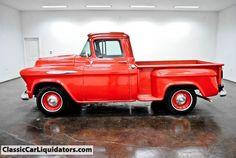 1957 Chevrolet 3100 Pickup 235 I-6/3 on-the-tree