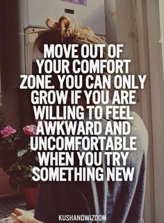 get out of your comfort zone www.liberatingdivineconsciousness.com