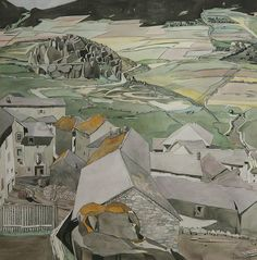 Landscape PING!: Inspiration - Charles Rennie Mackintosh Watercolours