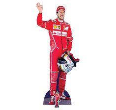 Sebastian Vettel Pappauf-