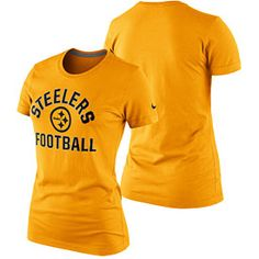 Get this Pittsburgh Steelers Ladies Hometown Tri-Blend T-Shirt at  ThePittsburghFan.com 160b718bf
