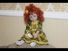 Ирина Старкова кукла из колготок. Все секреты утяжки лица и формирования мимики - YouTube
