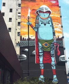 O ano 2015 foi excelente para a Street Art no Brasil. O país recebeu diversos festivais e ótimos eventos nesse segmento artístico.O Street Art promove grandes mudanças culturais, e pode realmente …