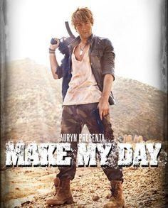 Auryn presenta: Make may day (Dani Fernández)