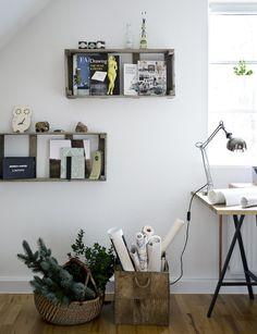 La deg innspirere av dansk julstemning i skogen Interior Styling, Interior Decorating, Gallery Wall, Concept, Living Room, Creative, Xmas, Inspiration, Inspired