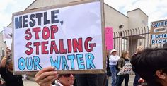 Oregon's Governor sided with Tribes and has stopped the transfer of public water to Nestle without public review.