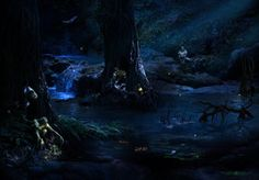 Swamp things by *robhas1left on deviantART
