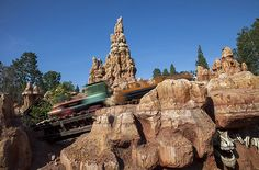 Five Things You Might Have Missed Aboard Big Thunder Mountain Railroad at Disneyland Park