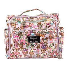 Ju-Ju-Be x tokidoki Donutella's Sweet Shop B.F.F.! ~ $170