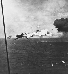 96 best warbirds images on pinterest world war two wwii and airplanes a b6n2 torpedo bomber exploding in mid air after direct hit by 5 inch fandeluxe Image collections