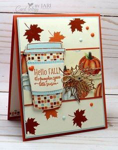 Stampin' Up! Merry Cafe for Fall
