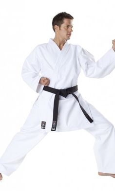TOKAIDO Tsunami Silver karategi is a traditional suit made from natural fibres. At 12oz, this karategi is perfect for advanced karateka of any style.  Traditional European Cut with long arms and short jacket. Trousers with drawstring waistband 12oz – 100% Cotton Reinforced seams Logo free Pre shrink technology (shrinkage rate 5%) Suitable for JKA