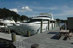 1990 Maiora 22 m Power Boat For Sale - www.yachtworld.com