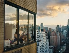 'Out My Window' Offers A Voyeuristic Peek Into Strangers' Lives