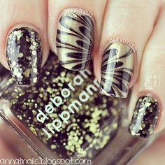 Instagram photo by  annatnails #nail #nails #nailart