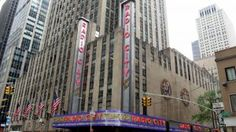 If you are interested in seeing one of the most historic NYC landmarks, then visit Radio City Music Hall! Why not take the Radio City Stage Door Tour! Radio City Music Hall, Sight & Sound, City Streets, All Over The World, New York City, Street View, Nyc, Tours, Explore