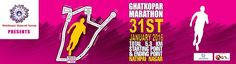 #Mumbai show your support and unity for fitness with #GhatkoparMarathon! Register now.