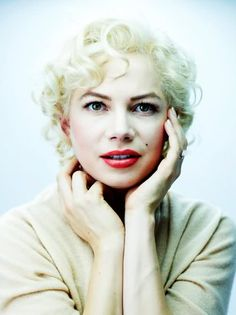 My week with Marilyn. michelle williams